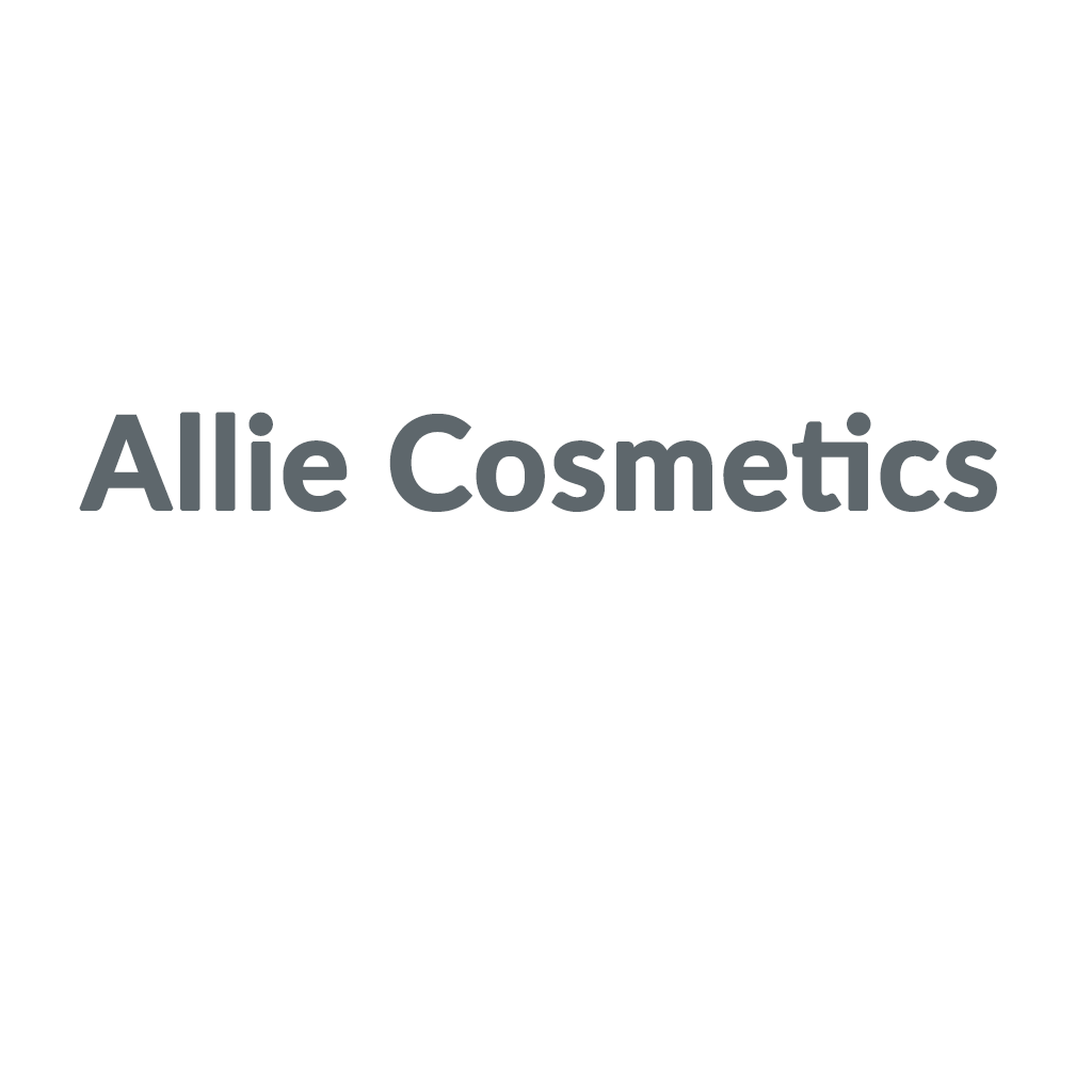 Allie Cosmetics promo codes