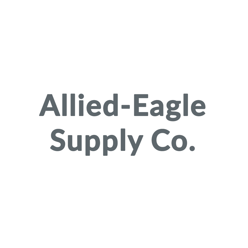 Allied-Eagle Supply Co. promo codes