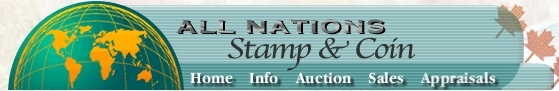 All Nations Stamp & Coin promo codes