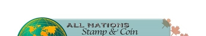 All Nations Stamp and Coin promo codes