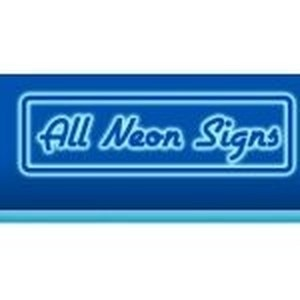 AllNeonSigns promo codes