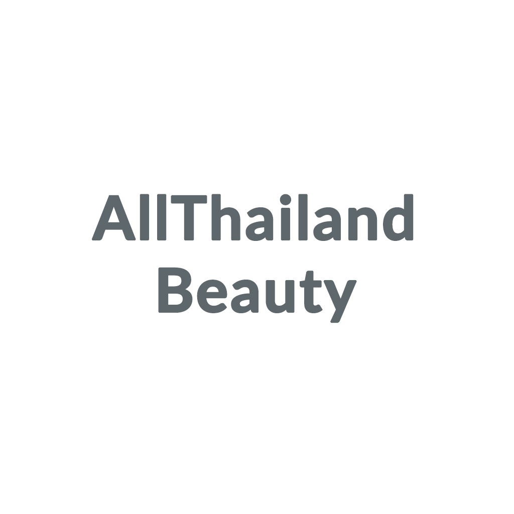 AllThailand Beauty promo codes