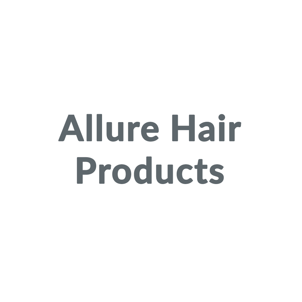 Allure Hair Products promo codes