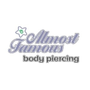 almost famous body piercing coupons
