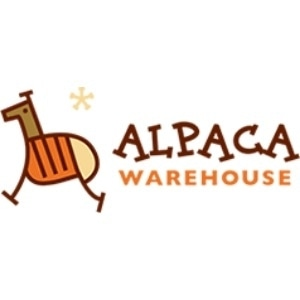 Alpaca Warehouse promo code