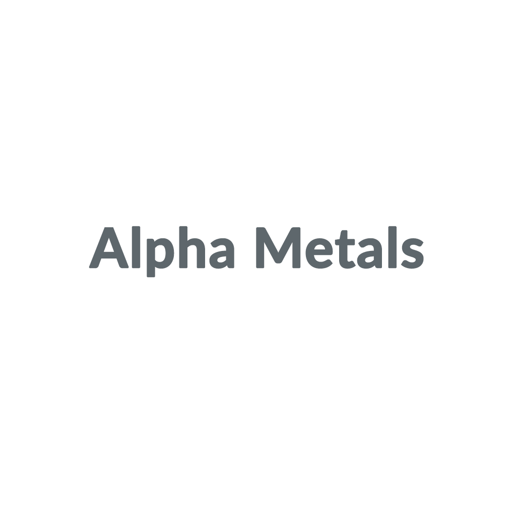 Alpha Metals promo codes