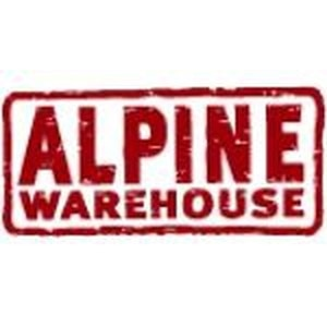Alpine Warehouse promo codes