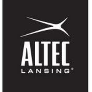 Altec Lansing promo codes