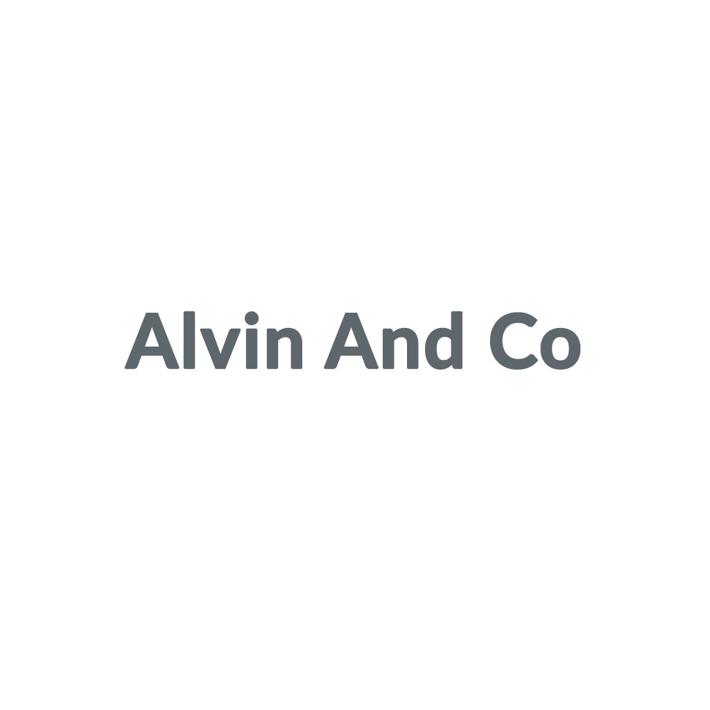 Alvin And Co