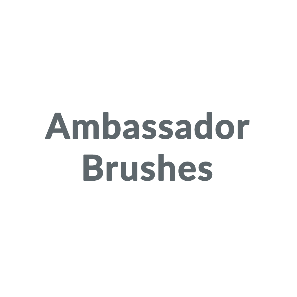 Ambassador Brushes