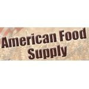 American Emergency Food Supply promo codes