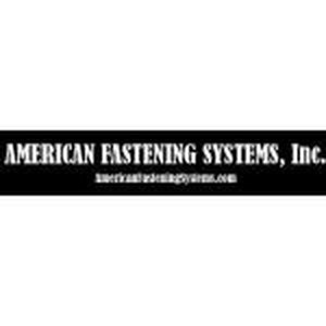 American Fastening Systems promo codes