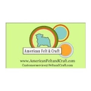 American Felt and Craft promo codes