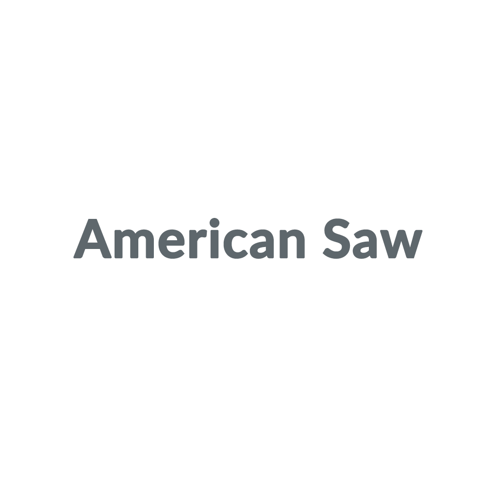 American Saw promo codes