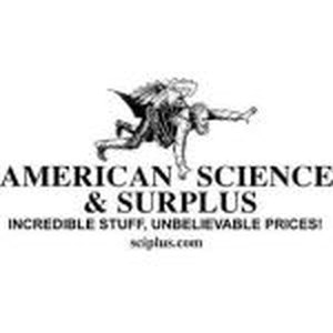American Science and Surplus promo codes