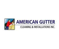 American Gutter promo codes