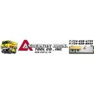Anderson Tool promo codes