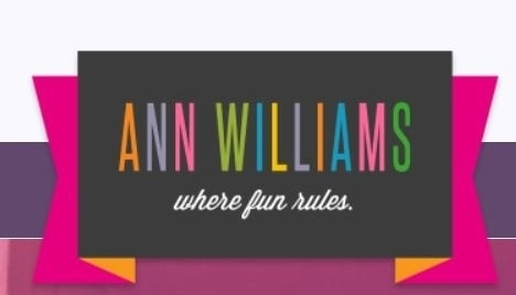 Ann Williams promo codes