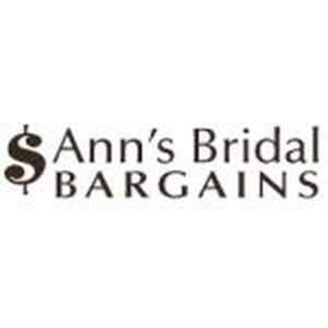 Ann's Bridal Bargains promo codes