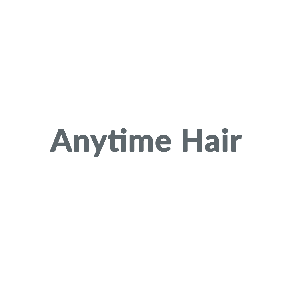 Anytime Hair promo codes