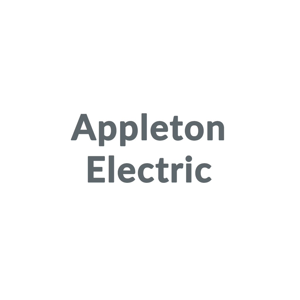 Appleton Electric promo codes
