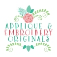 Applique and Embroidery Originals