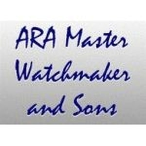 ARA Master Watchmaker and Sons promo codes