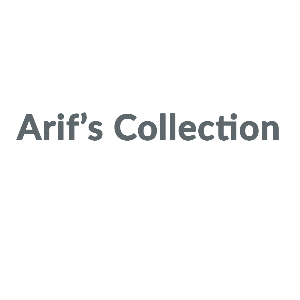 Arif's Collection promo codes