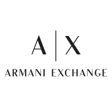 For Armani Exchange we currently have 0 coupons and 0 deals. Our users can save with our coupons on average about $ Todays best offer is. If you can't find a coupon or a deal for you product then sign up for alerts and you will get updates on every new coupon added for Armani Exchange.
