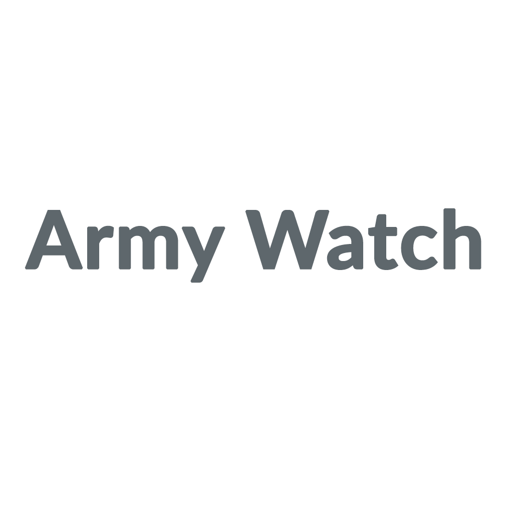 Army Watch promo codes