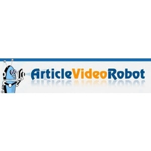 Article Video Robot promo codes
