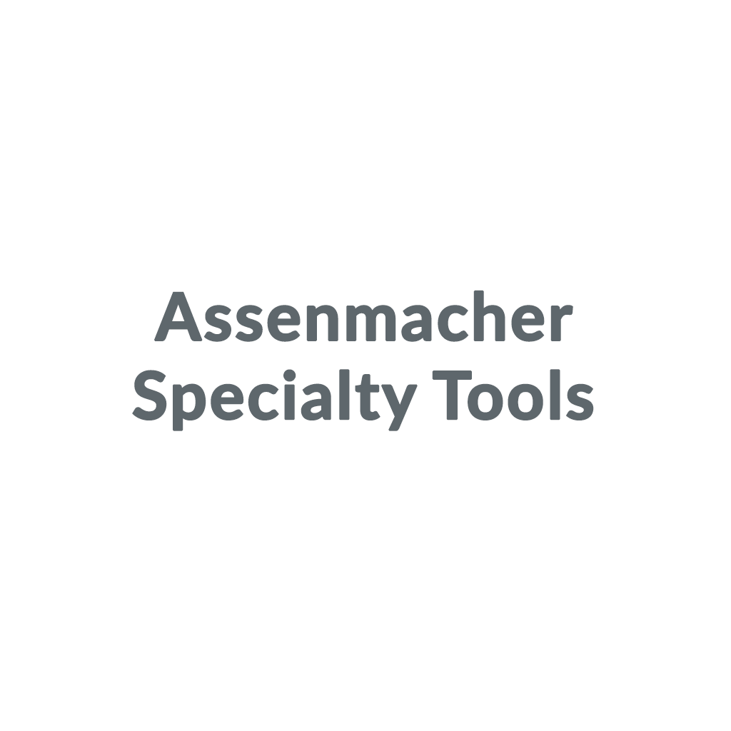 Assenmacher Specialty Tools promo codes