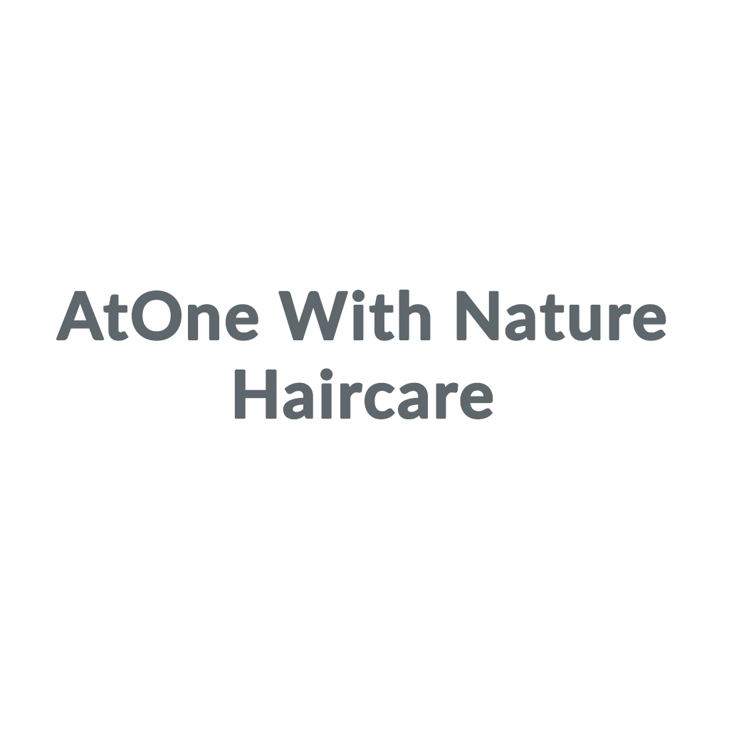 AtOne With Nature Haircare promo codes