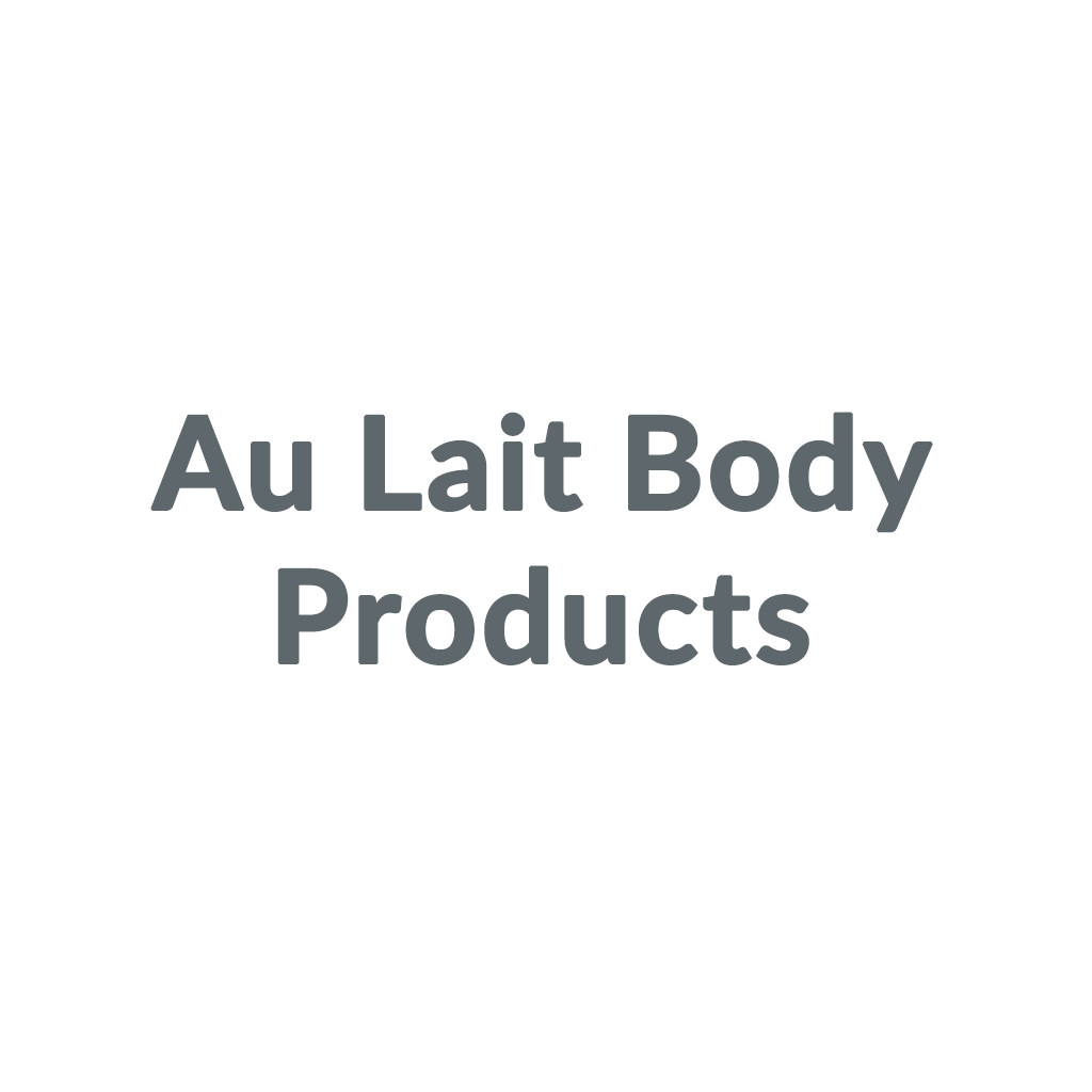 Au Lait Body Products promo codes
