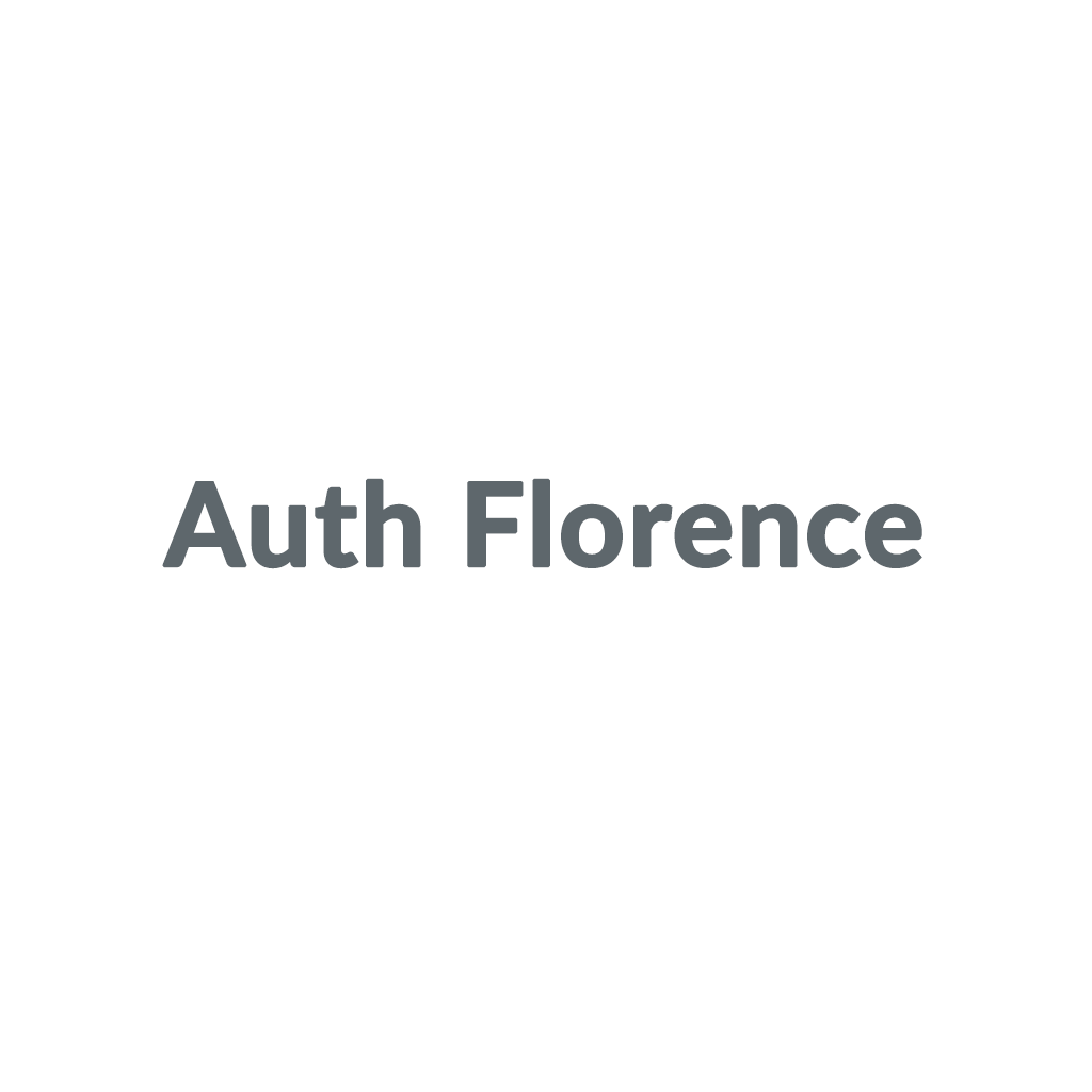 Auth Florence promo codes