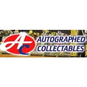 Autographed Collectables promo codes