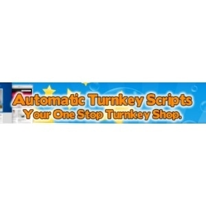 Automatic Turnkey Scripts promo codes