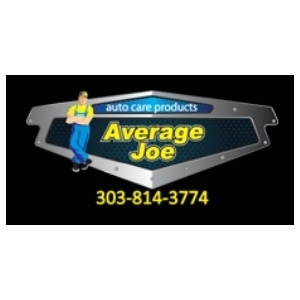 Average Joe Auto Care Products