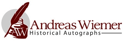 Andreas Wiemer Historical Autographs promo codes