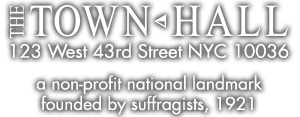 The Town Hall promo codes