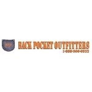 Back Pocket Outfitters promo codes