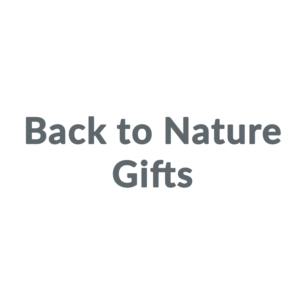 Back to Nature Gifts promo codes