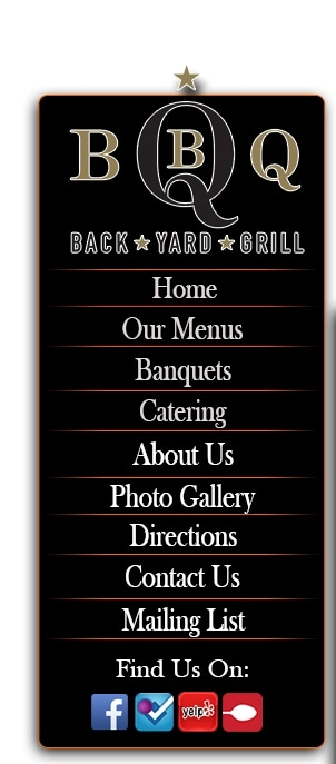 Back Yard Grill promo codes