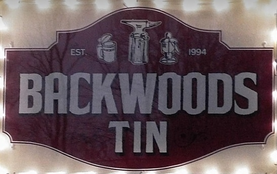 Backwoods Tin