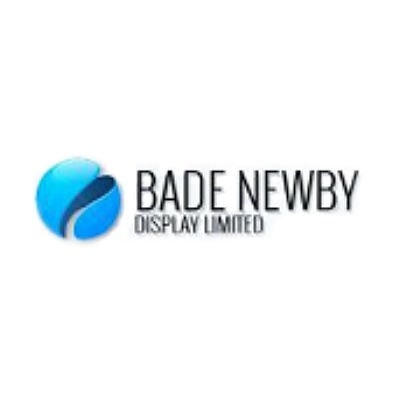 Bade Newby Display promo codes