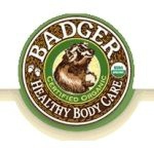 Badger Bodycare promo codes