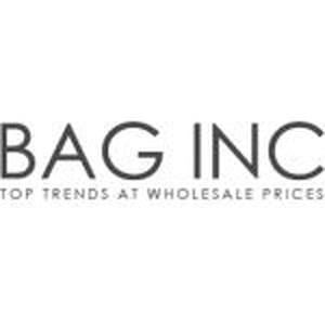 Bag Inc promo codes