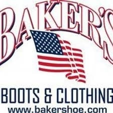 Baker's Boots & Clothing promo codes