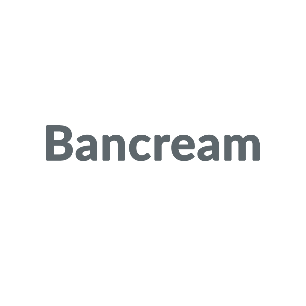 Bancream promo codes