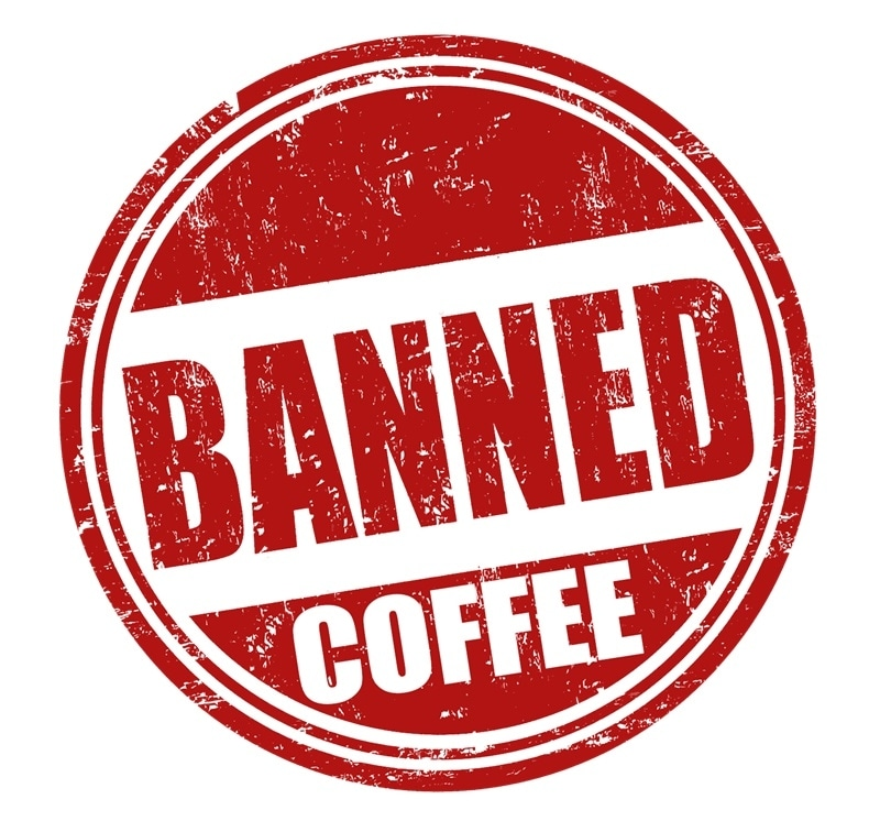 Banned Coffee Coupons